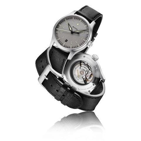 9ee680d850 Flieger Klassik 40 Ikarus | Uhrenmanufaktur seit 1927