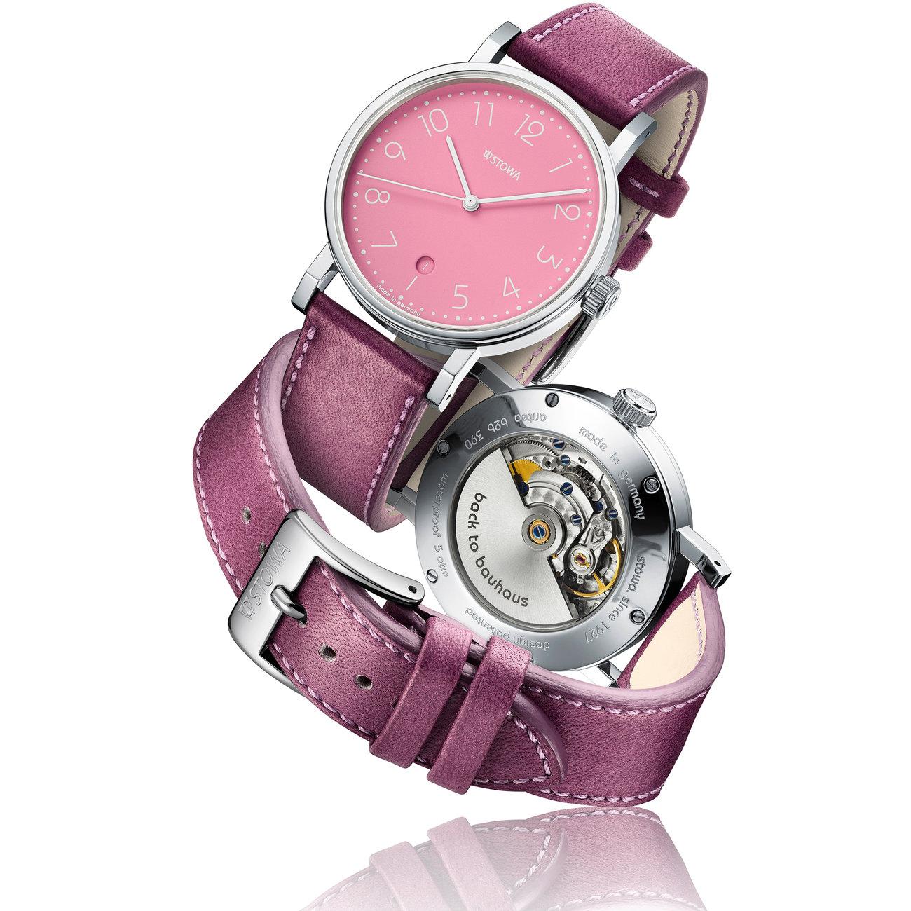 Antea back to bauhaus pink