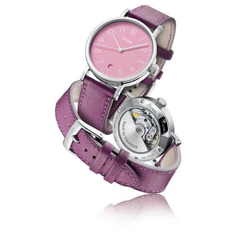 Antea back to bauhaus 365 pink Aktionsuhr