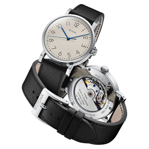 Antea back to bauhaus 390 limited silver