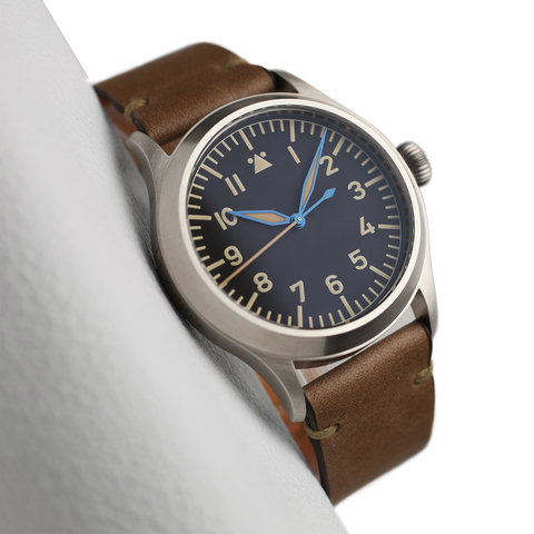 Flieger Klassik Sport automatic no Logo LIMITED
