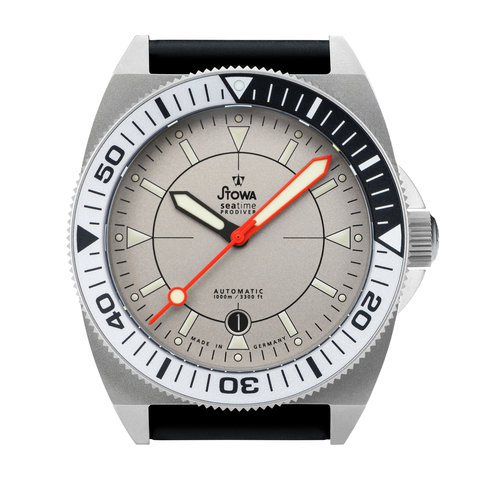 Prodiver Rhodium orange