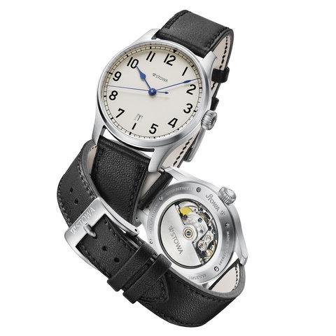 Marine Klassik 40 Silber 925/000 Datum