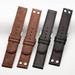 Short Leather Straps